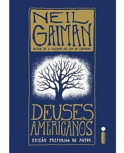 Deuses Americanos Neil Gaiman Livro Novo Lacrado Intrínseca