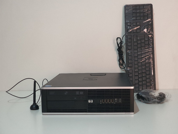 Cpu Hp Compaq 8000 Elite Sff Core 2 Quad 4gb +wiffi