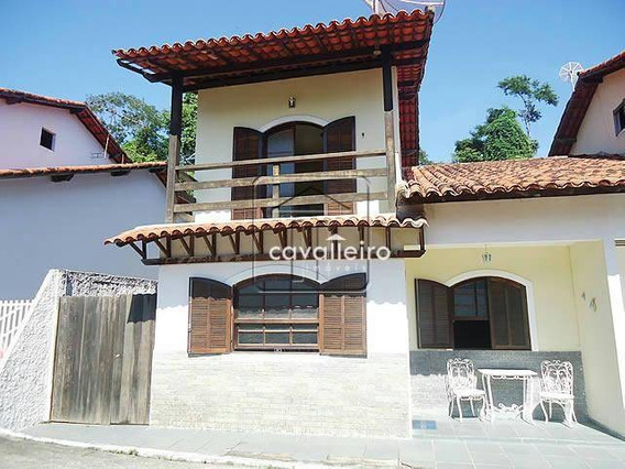 Casa Residencial À Venda, Flamengo, Maricá - Ca0673. - Ca0673
