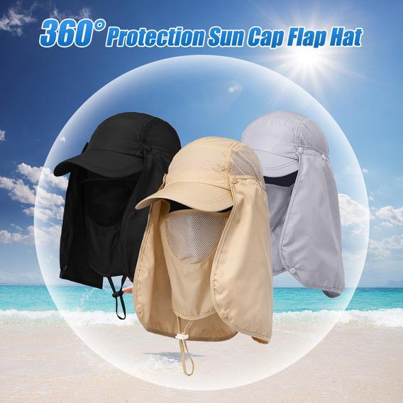 Deportes Al Aire Libre Senderismo Visera Sombrero Protección