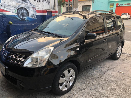 Nissan Livina 2012 1.6 Sl Flex 5p