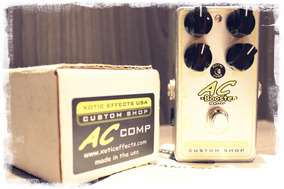 Xotic Ac Booster Custom Shop (jhs, Bogner, Suhr, Wampler)