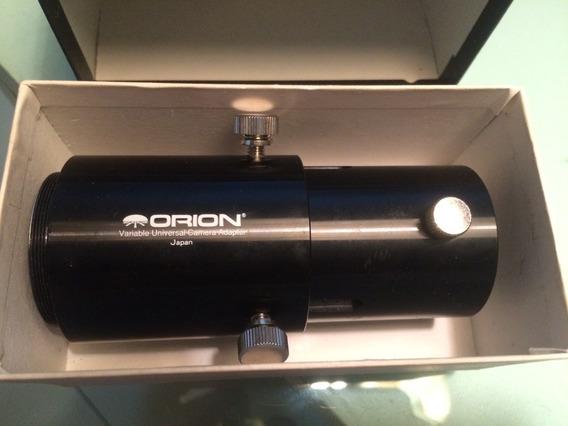 Extensor Adaptador Telescópio-câmera-web Cam 1.25`