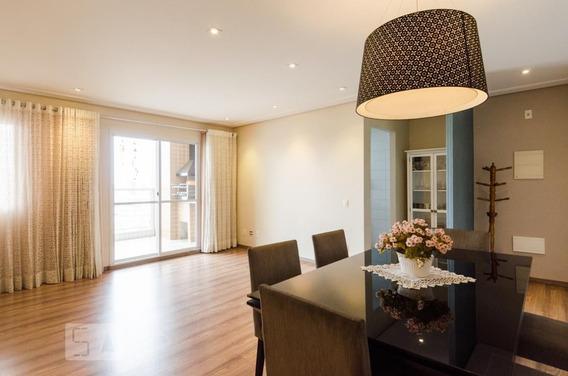 Apartamento No 6º Andar Com 2 Dormitórios E 2 Garagens - Id: 892960841 - 260841