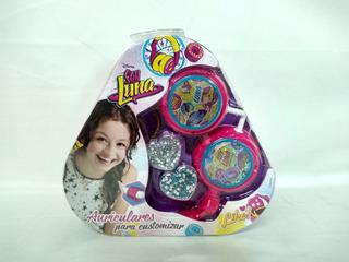 Auriculares Soy Luna Para Customizar Decorar