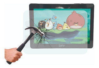 Tablet 10 Kanji Pampa Quadcore 1gb Ram 16gb Funda Vidrio Hf