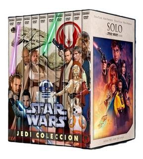 Star Wars Colección 11 Dvds+ Regalo Star Wars: Episodio Ix