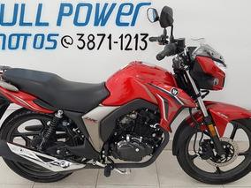 Suzuki Haojue Dk 150 Vermelho 2019