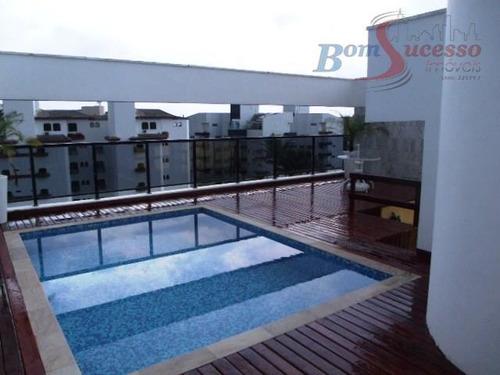 Imagem 1 de 30 de Cobertura Com 3 Dormitórios À Venda, 240 M² Por R$ 1.680.000,00 - Riviera De São Lourenço - Bertioga/sp - Co0025