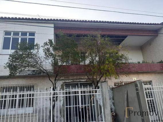Excelente Casa De Esquina No Ponto Novo - Ca0759
