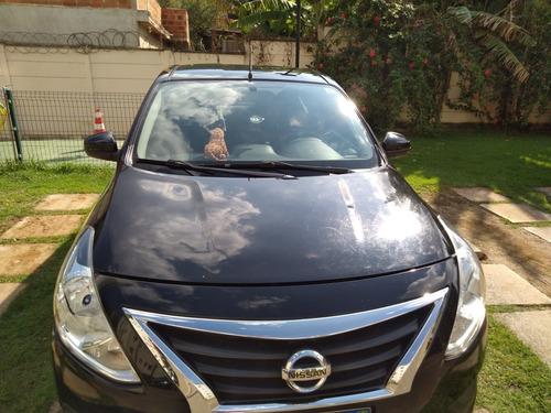 Nissan Versa 2018 1.0 12v S 4p