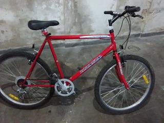 Bicicleta Mountain Bike 7 Cambios R26 (cuadro Alto) !!!!