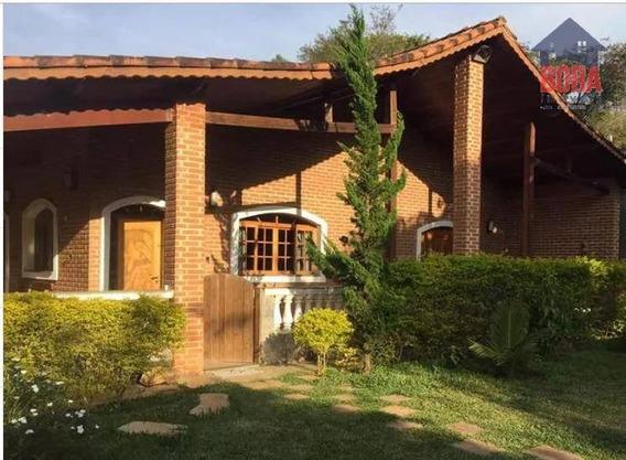 Chácara Com 6 Dormitórios À Venda, 3200 M² Por R$ 700.000 - Jardim Cinco Lagos - Mairiporã/sp - Ch0256
