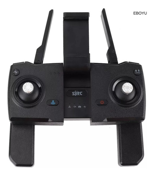 Rádio Controle Do Drone Sjrc F11