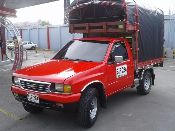 Chevrolet Luv 2300 4x4 1997 Estacas