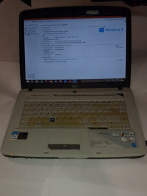 Notebook Acer Aspire Series Jdw50 5710-6139 I2