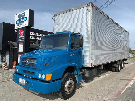 Mercedes-benz Mb 1318 2009 Truck 6x2 , Bau 10,60 X 3,00 Mts