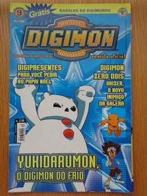 Revista Oficial Digimon #9
