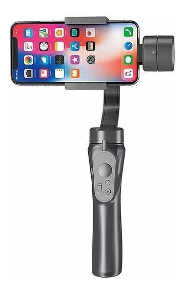 Estabilizador Camera E Celular Handheld Gimbal 3 Eixos H4