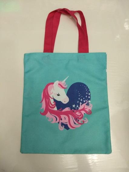 Bolsa Shop Bag Unicornio