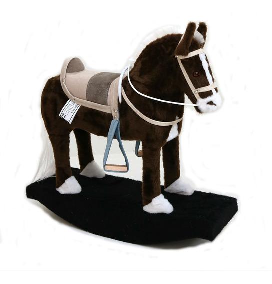 Cavalo De Criança Cavalinho Upa Upa Bebe Brinquedos Infantis