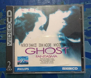 Vcd Ghost - Fantasma 2 Cds