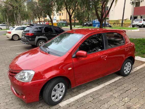 Toyota Etios, 2013, Bateria Nova, Sem Detalhes
