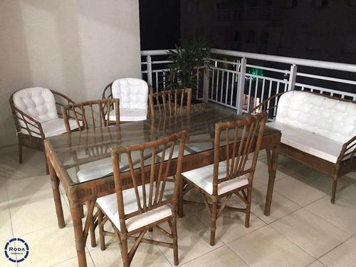 Apartamento Com 3 Dorms, Marapé, Santos, Cod: 17635 - A17635