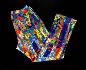 Lycras Leggins Like An Angel Modernos Abstractos 2xl Pz Unic