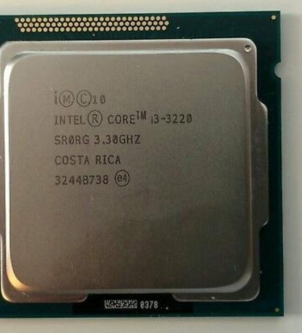 Processador I3 3220 Lga 1155