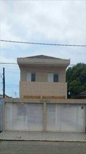 Imagem 1 de 30 de Sobrado Com 2 Dorms, Glória, Praia Grande - R$ 190 Mil, Cod: 150 - V150