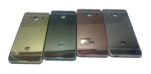 Imagen 1 de 5 de Bumper Protector Aluminio Xiaomi Redmi 2 Pro Tipo Espejo