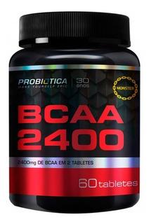 Bcaa 2400 60 Tabletes Concentrado - Probiótica