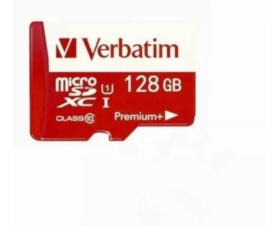 Cartão De Memória 128gb Micro Sd Pronta Entrega No Brasil