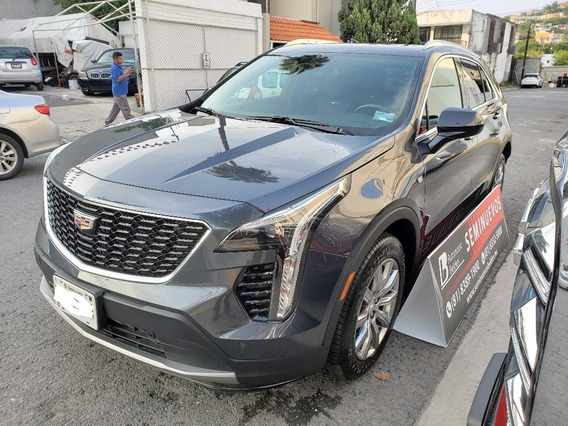 Cadillac Xt4 D Luxury 2019 Demo