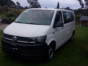 Volkswagen Transporter 2.0 10pas Mt 2016