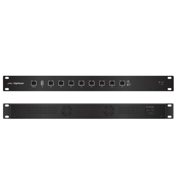 Ubiquiti Edgerouter Er-8 Gigabit 8 Puertos Rackeable