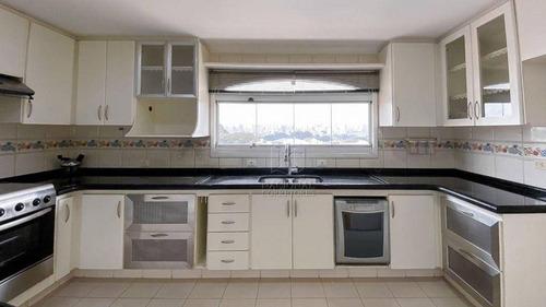 Imagem 1 de 30 de Sobrado Com 3 Dormitórios À Venda, 260 M² Por R$ 905.000,00 - Vila Curuçá - Santo André/sp - So4187