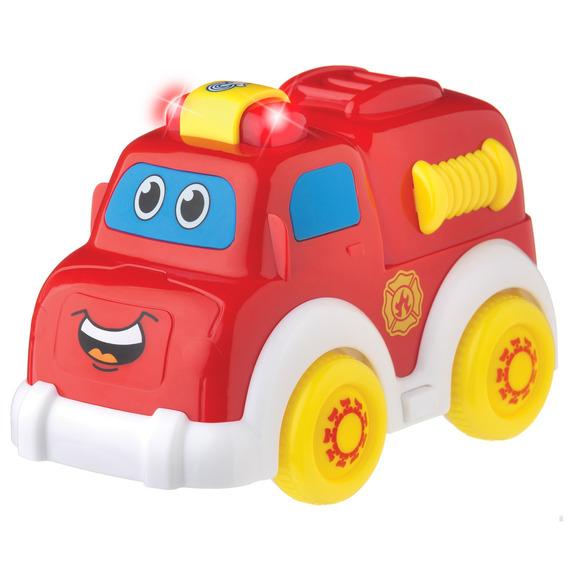 Estimulacion Y Desarrollo Carro De Bomberos Infanti Toys