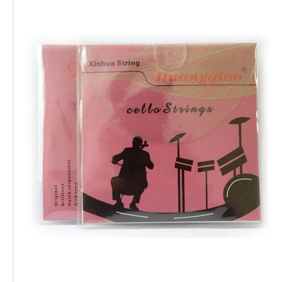 Juego De Cuerdas Para Violonchelo 4/4, Cello, Chelo