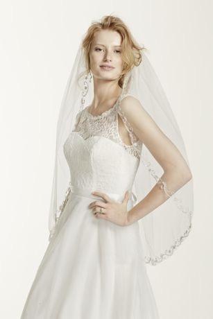 Velo De Novia Davids Bridal