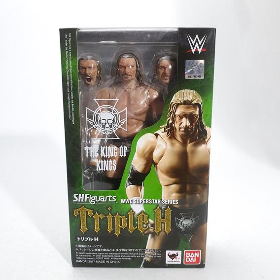 Wwe Triple H Bandai Figuarts Redcobratoys