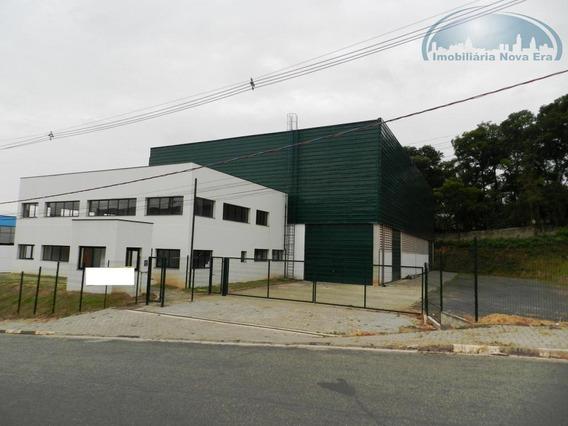 Galpão Industrial À Venda, Distrito Industrial, Vinhedo - Ga0053. - Ga0053