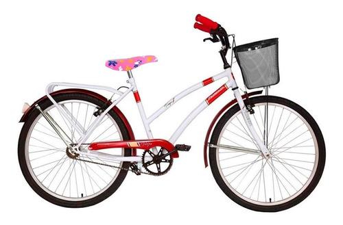 Bicicleta Fiorenza Rodado 20 Tempo 467 Con Canasto