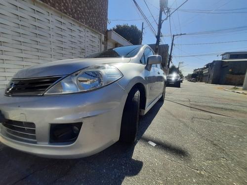 Nissan Tiida 2013 1.8 Sl Flex 5p