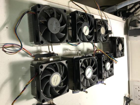 Cooler Y Disipador Socket Am2 / Am3