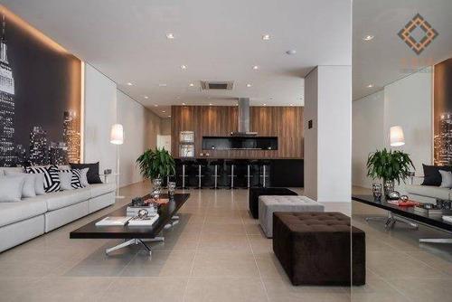 Apartamento Com 2 Dormitórios À Venda, 57 M² Por R$ 900.000,00 - Pinheiros - São Paulo/sp - Ap39572