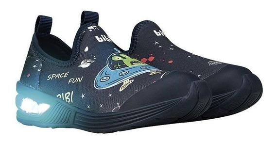 Tênis Infantil Bibi Space Wave 2.0 Estampa Alien