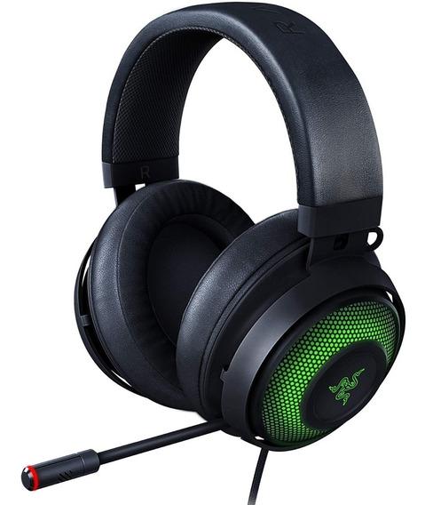 Audifonos Gamer Razer Kraken Ultimate Usb Pc Thx Audio