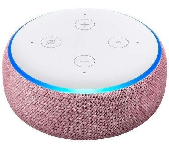 Echo Dot Amazon Alexa 3 Geração